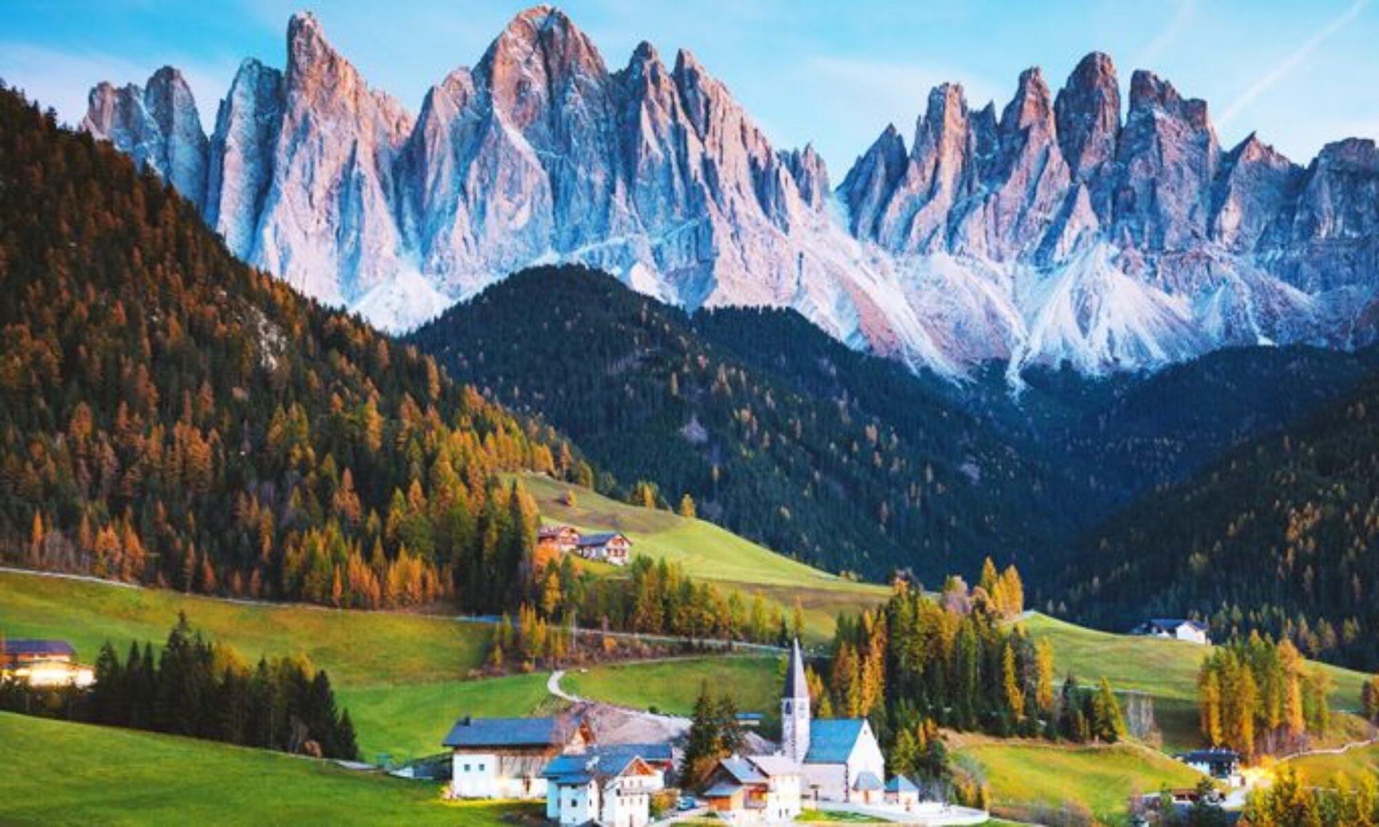 Anfi Trentino Alto Adige